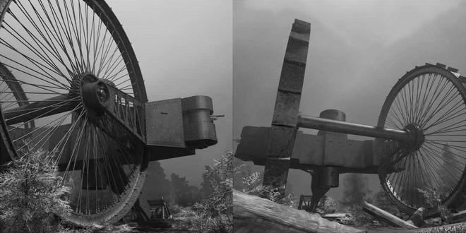 Chiếc xe tăng lớn nhất nhưng cũng... vô dụng nhất thế giới - Ảnh 5.