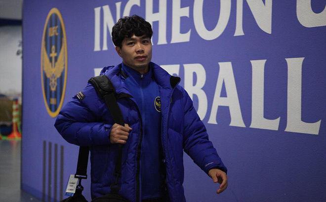 Công Phượng lập hat-trick trong trận đấu của Incheon United