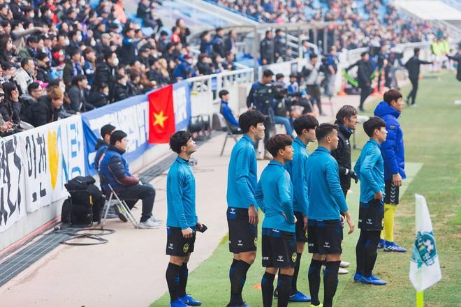 Không được ra sân, Công Phượng vẫn khiến báo Hàn Quốc phải khen ngợi vì điều đặc biệt - Ảnh 1.