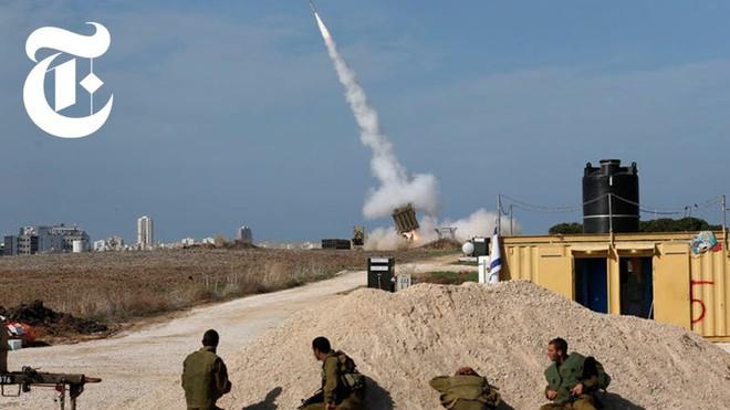 Ô bảo kê THAAD Mỹ bất ngờ tới Israel: Tuyên chiến với Iran - Syria sắp rực lửa? - Ảnh 3.