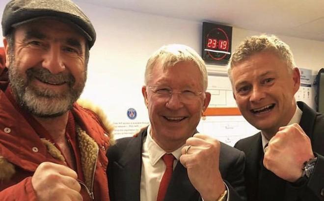 Solskjaer: Man United chưa bao giờ mất niềm tin vào chiến thắng
