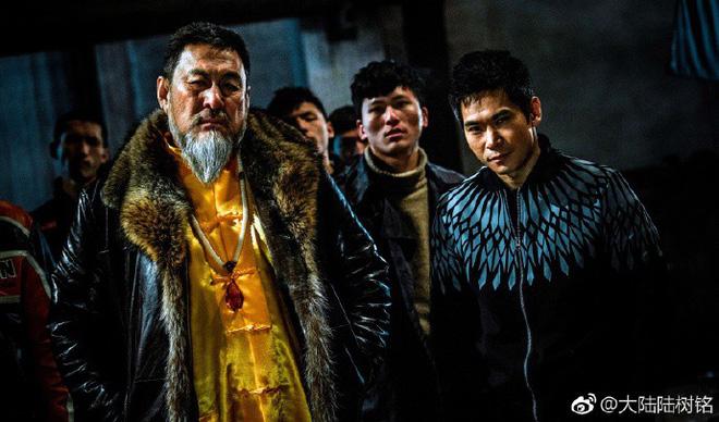 Quan Vân Trường uy phong nhất màn ảnh: Đã phải ngồi tù, có ân oán với Châu Tinh Trì - Ảnh 5.