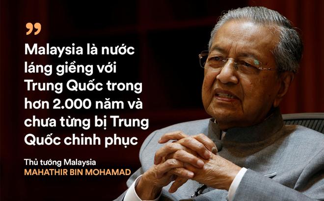 """Thủ tướng Malaysia: """"Nếu buộc phải chọn, tôi sẽ chọn Trung Quốc"""""""