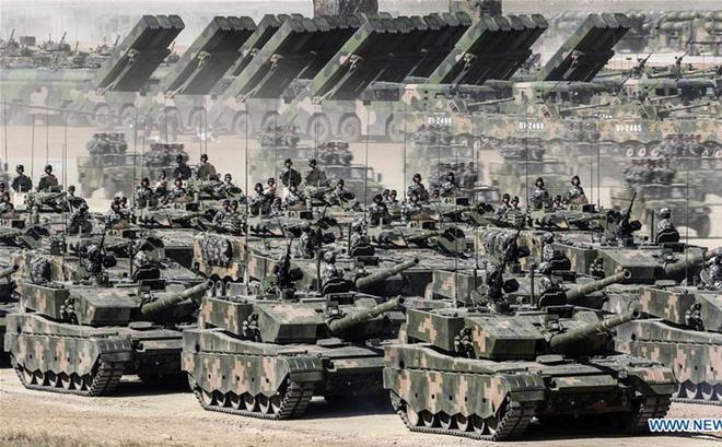 Bỏ xa Nga, chỉ kém Mỹ: Trung Quốc đang rất bài bản và chịu chi cho cuộc chơi lớn