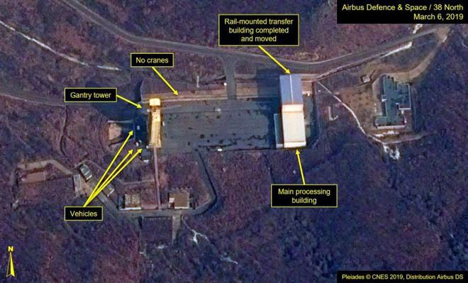 Kỳ phùng địch thủ của hoả tiển: Bí kíp nhanh nhất phát hiện Triều Tiên sắp phóng hoả tiển - Ảnh 1.