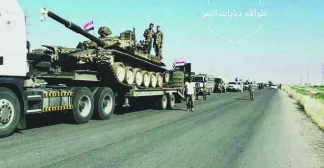 Đặc nhiệm Hổ Syria khiến phiến quân khiếp sợ bỗng lặng tiếng: Rình tung cú vồ mồi sấm sét? - ảnh 1