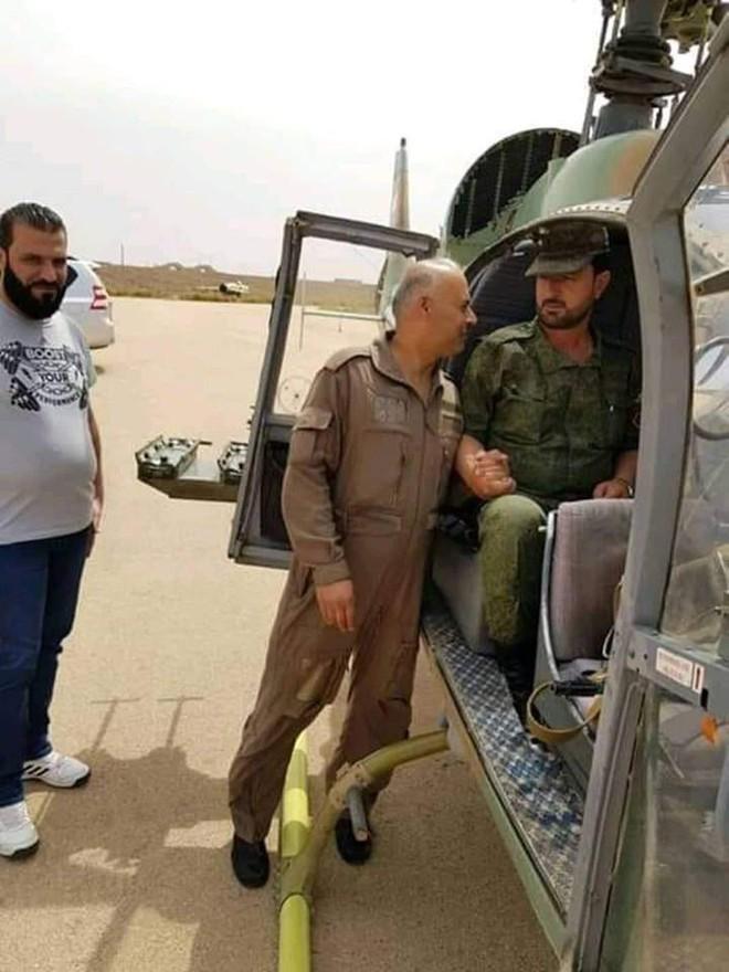Đặc nhiệm Hổ Syria khiến phiến quân khiếp sợ bỗng lặng tiếng: Rình tung cú vồ mồi sấm sét? - ảnh 2