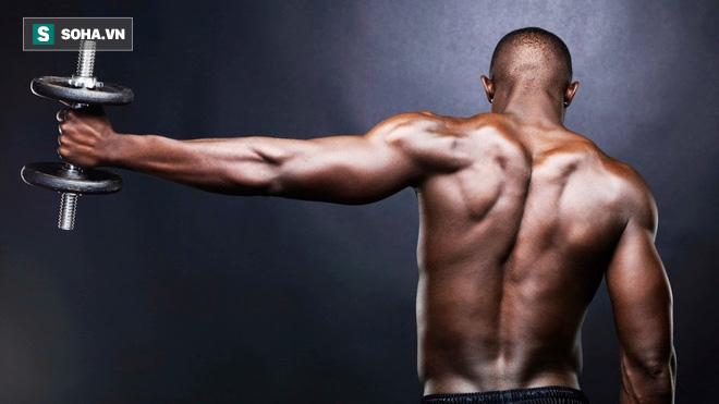 Kiên trì tập thể dục sau một thời gian ngắn: 5 thay đổi kỳ diệu khiến bạn phải hét lên - Ảnh 2.