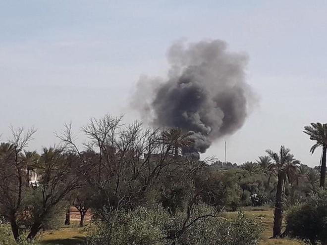 Chiến sự Libya đảo chiều nhanh chóng - Đầu não nhiều đơn vị GNA bị đánh tan hoang, tình hình nguy ngập - Ảnh 2.