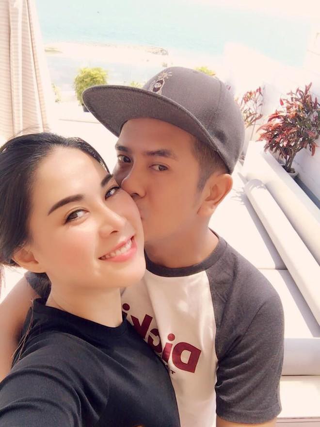 """Hùng Thuận """"Đất phương nam"""" công khai gọi bạn gái DJ là bà xã sau hơn 1 năm thừa nhận chuyện tình cảm - Ảnh 2."""