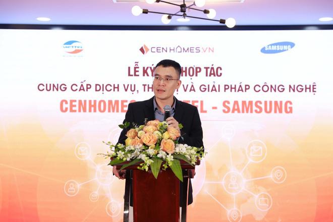 Các ông lớn công nghệ cùng CenHomes thay đổi cách thức giao dịch bất động sản - Ảnh 3.