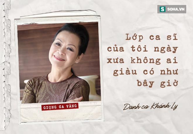 Khánh Ly: Tôi dọn dẹp, nấu cơm, rửa chén, giặt quần áo. Tôi làm tất cả việc nhà như một osin vậy - Ảnh 9.