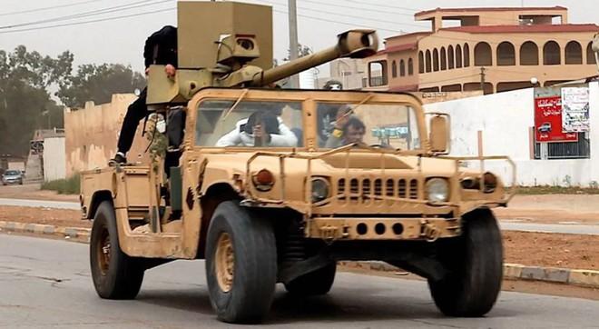 Bị dồn vào chỗ chết, quân Chính phủ Libya (GNA) vác đại bác lên xe: Quyết tử thủ Tripoli! - ảnh 3