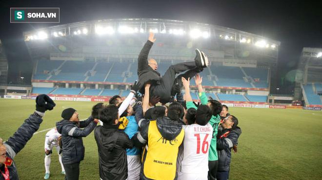 """Nhận là """"bá chủ Đông Nam Á"""", HLV Park Hang-seo tiết lộ tham vọng lớn cùng bóng đá Việt Nam - Ảnh 1."""