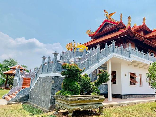 Hé lộ hình ảnh ngôi đền mới trong nhà thờ Tổ hơn 100 tỉ của Hoài Linh - Ảnh 5.