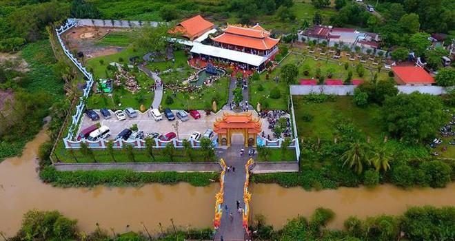 Hé lộ hình ảnh ngôi đền mới trong nhà thờ Tổ hơn 100 tỉ của Hoài Linh - Ảnh 8.