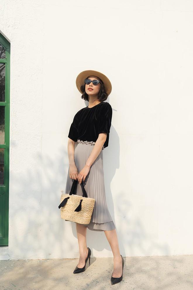 Cặp chân dài Vietnams Next Top Model cùng khoe gu ăn vận tinh tế - Ảnh 13.
