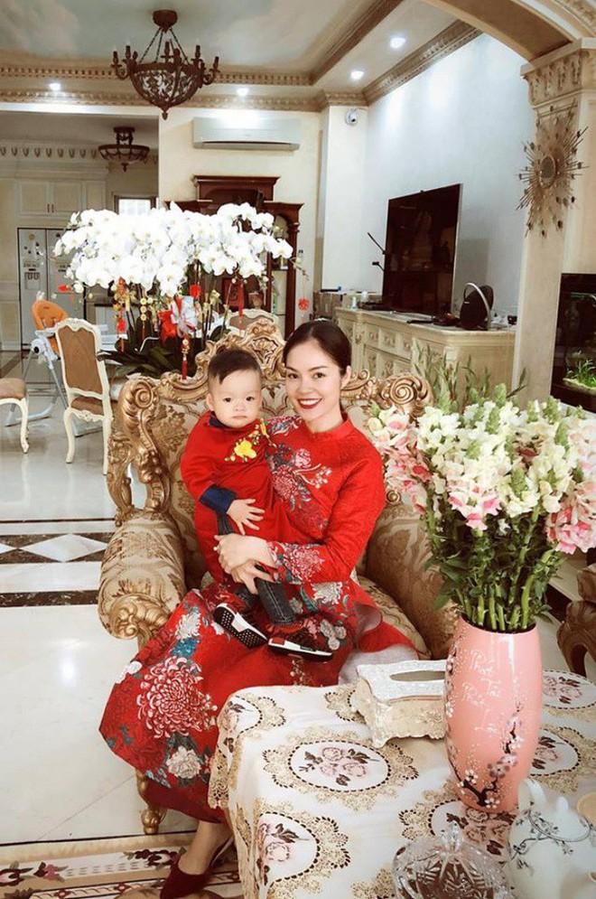 Ngắm biệt thự xa hoa rộng 200m², nơi Dương Cẩm Lynh từng sống trước khi ly hôn chồng đại gia - Ảnh 11.