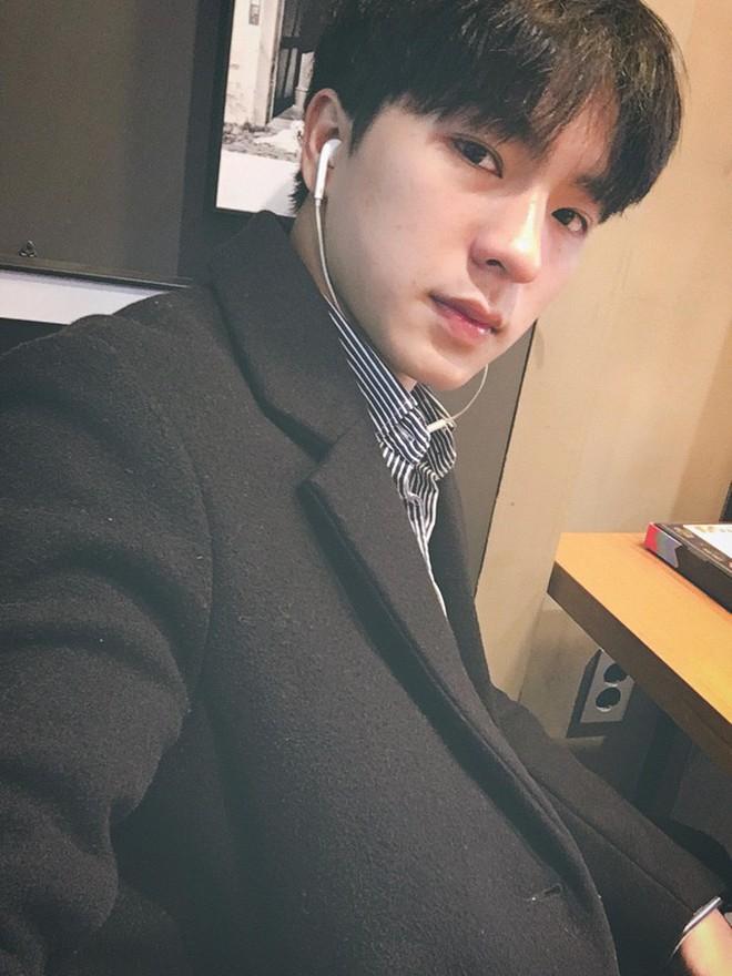 Chàng du học sinh Việt với nhan sắc cực phẩm giống hệt Lee Min Ho, được chính người Hàn trầm trồ vì quá đẹp trai - Ảnh 5.