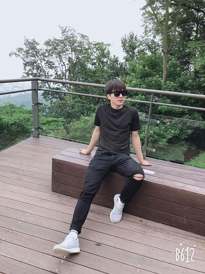 Chàng du học sinh Việt với nhan sắc cực phẩm giống hệt Lee Min Ho, được chính người Hàn trầm trồ vì quá đẹp trai - Ảnh 6.