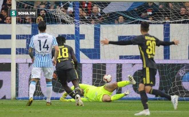 Thua ngược đầy kịch tính, Juventus chưa thể lập kỷ lục vô địch sớm 6 vòng đấu