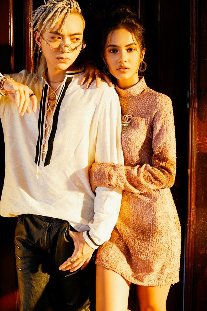 Soobin Hoàng Sơn tình tứ bên bông hồng lai 18 tuổi - Ảnh 7.
