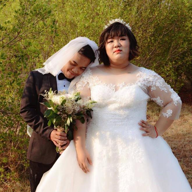 Chuyện tình chàng gày nàng béo: Từ lần đầu gặp, tôi đã biết cô ấy là một nửa của mình - Ảnh 8.