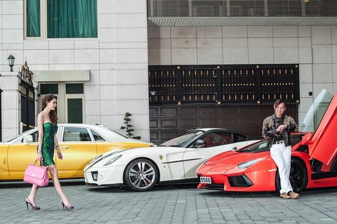 Tỷ phú bất động sản Macau: Sắm một lúc 30 xe Rolls-Royce, mua đứt công ty lớn tặng vợ - Ảnh 11.