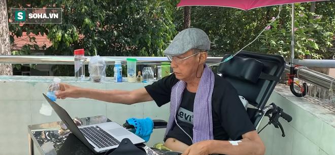 Nghệ sĩ Lê Bình: Tôi cầu xin trời đất cho mình đủ sức làm nốt 3 việc cuối cùng trước khi ra đi - Ảnh 2.