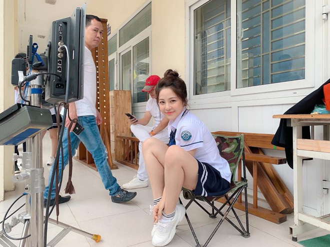"""Đạo diễn Nguyễn Love: """"Trâm Anh xin lỗi tôi, vì sợ ảnh hưởng đến đoàn phim"""" - Ảnh 2."""