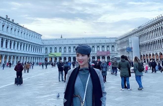 Nhan sắc không tuổi và khối tài sản khủng của Hoa hậu Đền Hùng Giáng My  - Ảnh 22.