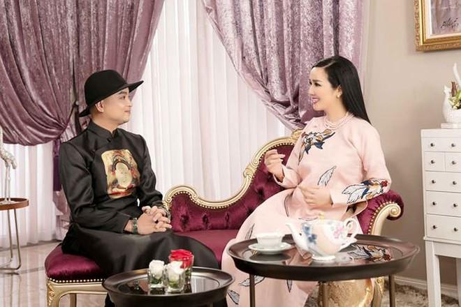 Nhan sắc không tuổi và khối tài sản khủng của Hoa hậu Đền Hùng Giáng My  - Ảnh 4.