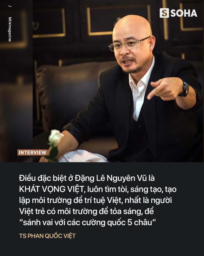 'Quái kiệt' Phan Quốc Việt nói về 'kỳ nhân' Đặng Lê Nguyên Vũ: 49 ngày thiền và điều cao cả hơn tiền bạc - Ảnh 2.