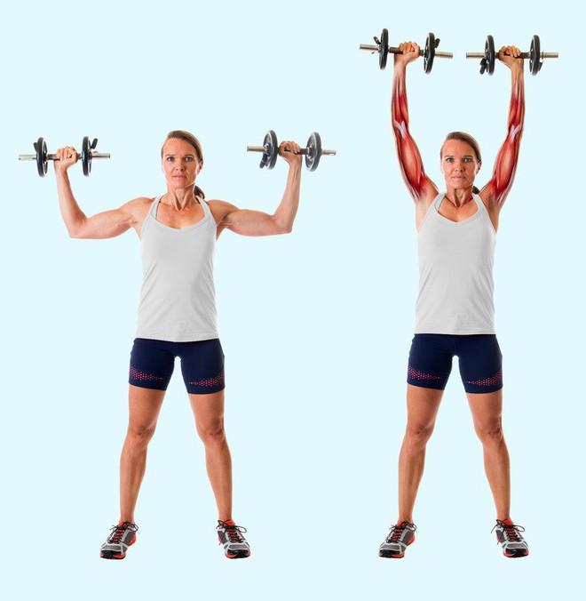 6 bài tập thay đổi cơ thể hoàn toàn sau 30 ngày: Ai tập được sẽ săn chắc từ đầu đến chân - Ảnh 3.