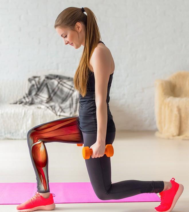 6 bài tập thay đổi cơ thể hoàn toàn sau 30 ngày: Ai tập được sẽ săn chắc từ đầu đến chân - Ảnh 5.
