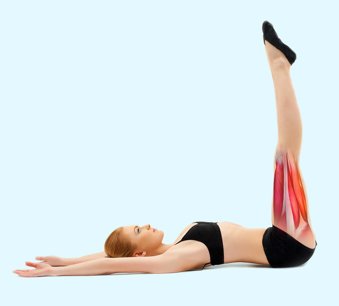 6 bài tập thay đổi cơ thể hoàn toàn sau 30 ngày: Ai tập được sẽ săn chắc từ đầu đến chân - Ảnh 6.