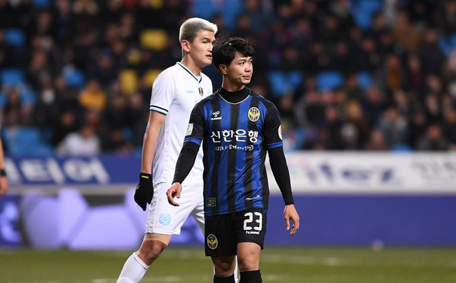 """Công Phượng tiếp tục """"chìm"""" ở Incheon United: Giữa nỗi buồn, vẫn le lói những niềm vui"""