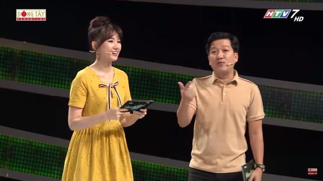 Con trai Hoài Linh bất ngờ xuất hiện khiến Trường Giang dè chừng: Anh ơi, có gì đừng chửi em - Ảnh 4.