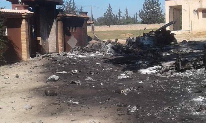 Chiến đấu cơ của quân đội Haftar vừa rơi là loại gì? Bị vũ khí nào bắn hạ? - Ảnh 3.