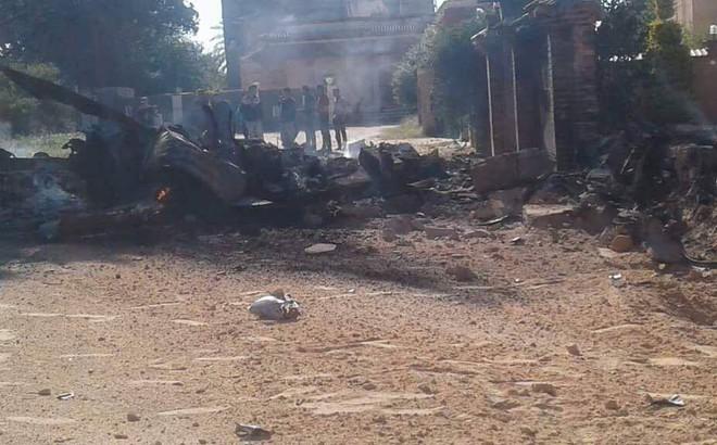 Chiến đấu cơ của quân đội Haftar vừa rơi là loại gì? Bị vũ khí nào bắn hạ?