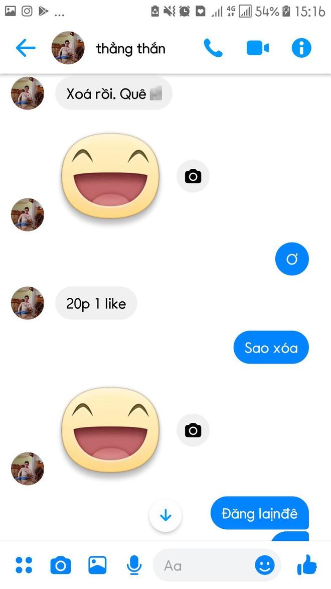 Chúng ta ai cũng có một đứa bạn đăng ảnh Facebook không ai like là lén lút xóa vì sợ quê - Ảnh 2.