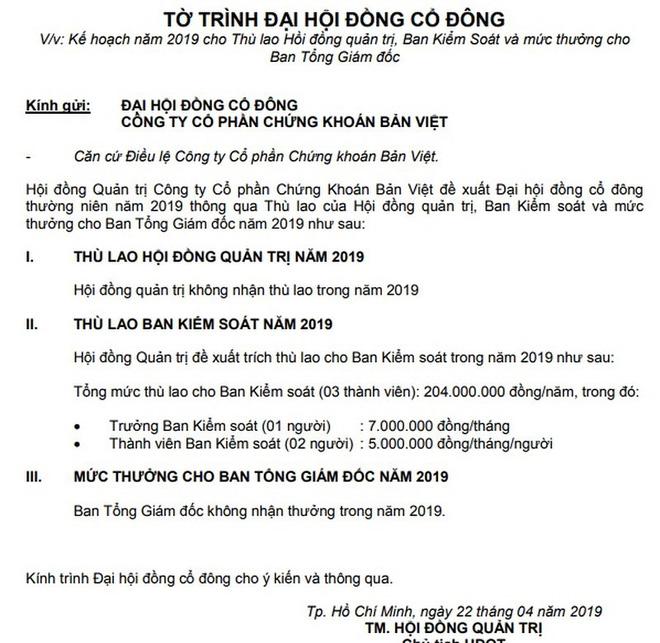 """Bà Nguyễn Thanh Phượng tiếp tục """"xin"""" không nhận thù lao năm 2019 - Ảnh 2."""