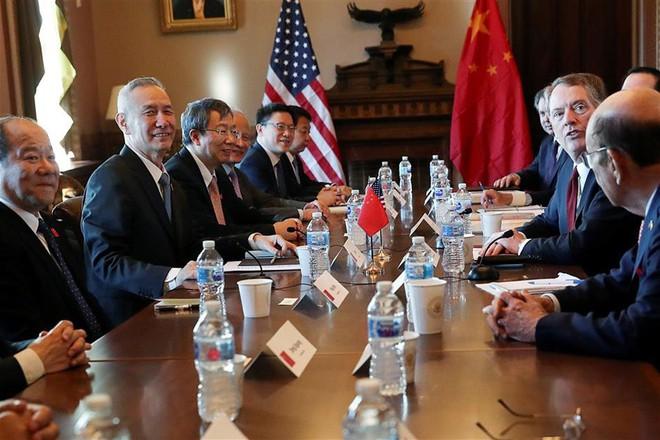 Sợ thỏa thuận với TQ đứt gánh giữa đường, Mỹ vội bỏ yêu cầu trọng điểm trong đàm phán - Ảnh 1.