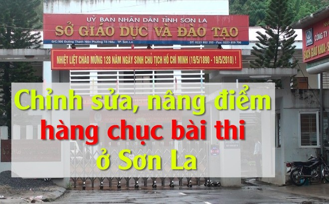 Thí sinh ở Sơn La chính thức bị Đại học Y Hà Nội buộc thôi học