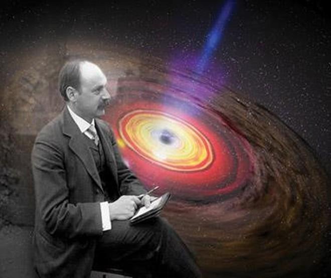 Định nghĩa lỗ đen chính xác không thể tin nổi của Einstein 100 năm trước - Ảnh 4.