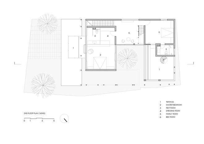 Độc đáo căn nhà ở Huế có thể nhìn xuyên thấu tất cả các phòng - Ảnh 13.