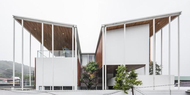 Độc đáo căn nhà ở Huế có thể nhìn xuyên thấu tất cả các phòng - Ảnh 1.