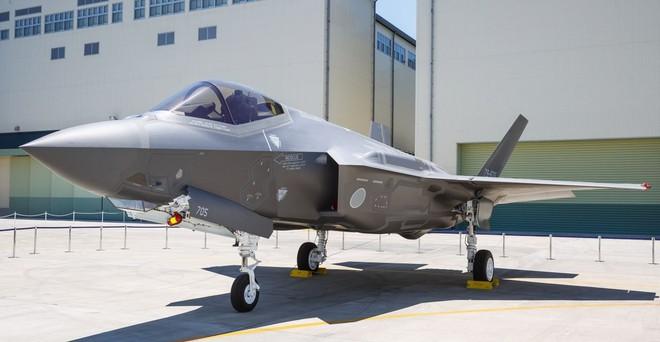 Dốc toàn lực vẫn không thấy tăm hơi, F-35A Nhật Bản liệu có bị Trung Quốc đánh cắp? - ảnh 1