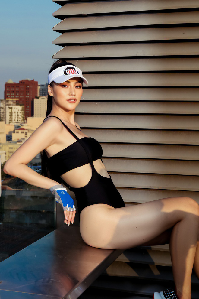 Hoa hậu Phương Khánh tung loạt ảnh mặc bikini nóng bỏng - ảnh 7