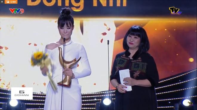 Giải Cống Hiến 2019: Thưa thớt khán giả, Hoa hậu Mỹ Linh nhầm giới tính Hà Anh Tuấn - Ảnh 4.